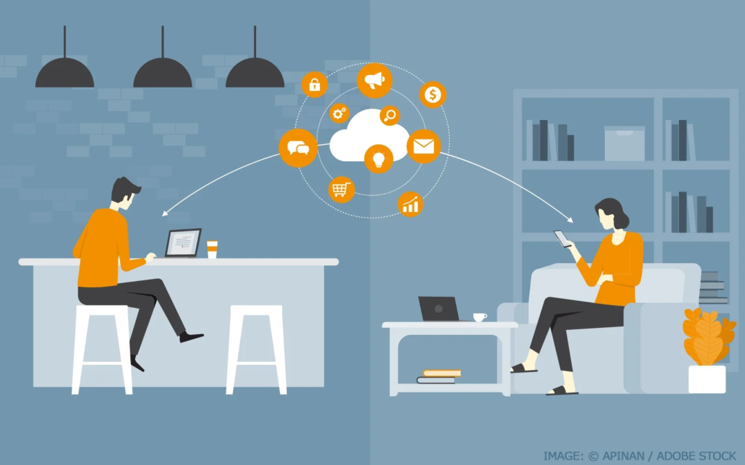 Remote working – How do businesses maintain quality communication?
